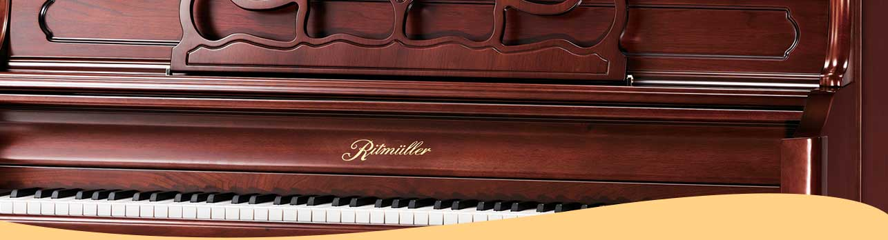 ritmuller pianos from Hulbert Piano in Brookfield WI
