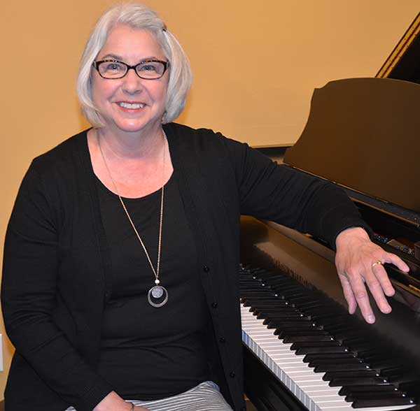 Barb Henry, Piano Instructor at Hulbert Piano in Brookfield WI